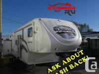 Comes with RV Cover, Air conditioned, Aluminum Wheels,