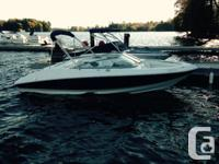 Boat is in terrific condition! Excellent chance to pick