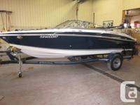 2013 Four Winns H200This 2013 Four Winns H200 looks as