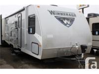 Description: This 2016 Winnebago Minnie 2455BHS