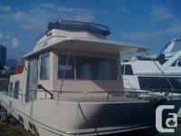 38' Fiberglass Cruiser 1985, Holiday Mansion 380.