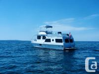 We are selling our Holiday Mansion/Aft Cabin Barracuda