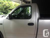 Make Ford Model F-150 Year 2001 Colour Grey kms 303000