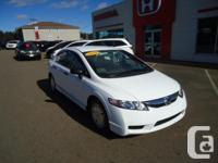 Make. Honda. Design. Civic. Year. 2010. Colour. White.