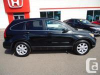 Colour Black kms 110000 2011 Honda CR-V LX AWD: This