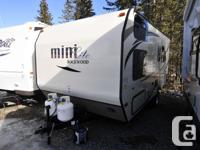 2016 Forest River Mini Lite 1907 When towing size and