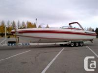 42� Excalibur Eagle 1986,Cigarette offshore styling and