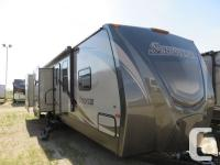 2015 Keystone RV Sprinter Wide Body 322BHS Introduced