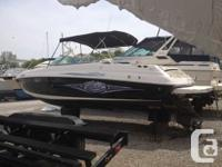 2006 282 Rinker Captiva 60th Anniversary Edition with
