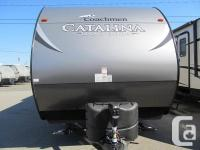 2016 Coachmen Catalina 333BHKS The Coachmen Catalina is