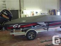 SHO 150HPThe Eagle Talon series of bass boats provides