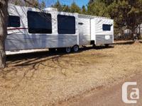 hi I have a 39 ft Cherokee park model for sale sleeps 4
