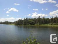 Located 6 km from Historic Sherbrooke Town this 8 acre