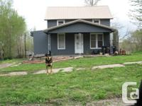Move-in ready 4 bed, 1 bath estate on 31/2 lots.