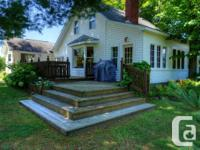 * Gorgeous Renovated Circa 1870 Farmhouse-Updated Yet