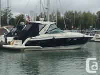 A Bristol clean, modern Express Yacht newly listed to