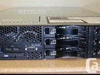 IBM System x3650 2xQuad Core 3GHz (E5450) - 32GB