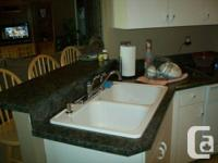 Well appointed, clean, more recent home located in SE