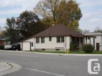 age, partially completed basement, a/c, newer tilt in