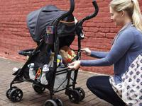 Finally, a stroller that can actually hold all your