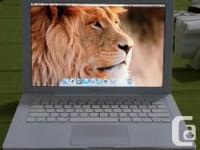 MacBook Unibody A1181 13.3 Inch Mac OS X Lion model
