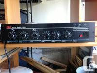 3M AT-30 P.A. Amplifier  $60.00 obo  Call   Thanks!
