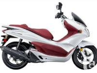 2013 Honda PCX150D - Eligible for a $750.00