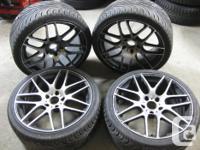 Selling 4x Nexen N3000 Radial Tires & Rims Tires have