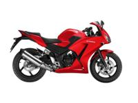 WOW!! $700 IN SAVINGS. ACT FASTThe CBR250R introduced