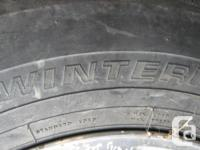 Four Great Looking Aluminum Rims And 215/70R/15 Tires