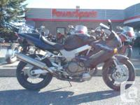 Price drastically reduced!Refined, powerful and a blast