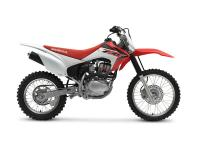 The CRF150F takes easy operation to the maxThe CRF150F