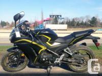 Honda Canada Demo Bike - Save the Freight & PDIThe