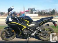 Honda Canada Demo Bike - Save the Freight & PDI The