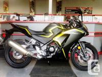 Great bike...excellent price! DEWILDT HONDA POWERHOUSE