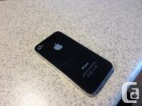 I am marketing a 32 GB iPhone 4 for $160.00 or finest