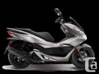 The Honda PCX150 is 1 of the most versatile, practical