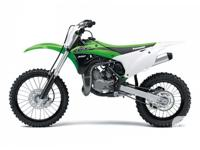 Only 8hrs on this mini bike!We designed the KX100 from