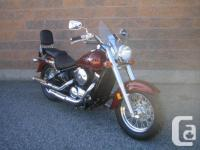 Only $138/MO. OAC 0 downThe Vulcan Classic 800 is known
