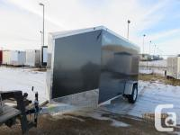 2016 Lightning Trailers 5'& 6' Wide Flat Top LTF612SA