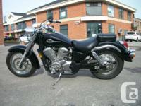 Beautiful Bike!Honda's 2000 Shadow ACE 750 offers