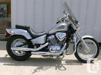 2006 HONDA SHADOW 600 VLX DELUXEIt's the epitome of