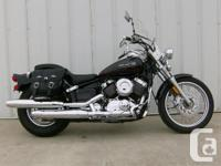 2011 YAMAHA 650 VSTAR CUSTOM From the day it hit the