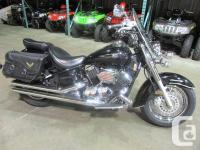 2007 YAMAHA V-STAR 1100 CLASSIC - ONLY $4,799 PLUS TAX