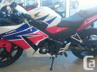 One of the last remaining CBR300's in stock! Claim