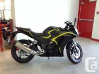 New CBR300RA SE .The CBR250R introduced many people to