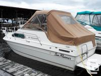This boat SOLD in four days! See lots more large clear