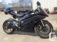 . Yamaha has re-invented the all new 2008 R6 with a