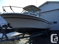 Solid walk around model with a hardtop. Needs motors,