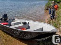 2016 CRESTLINER CRV 1667 RESILIENT AND RELIABLE.